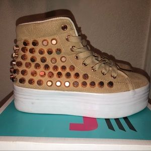 Jeffery Campbell Platform Sneakers